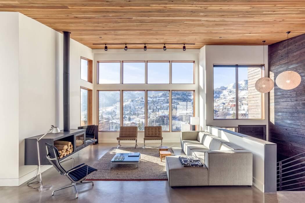 современные дома дизайн