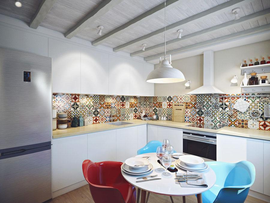 Дизайн кухні в хрущовці: 3 готових рішення