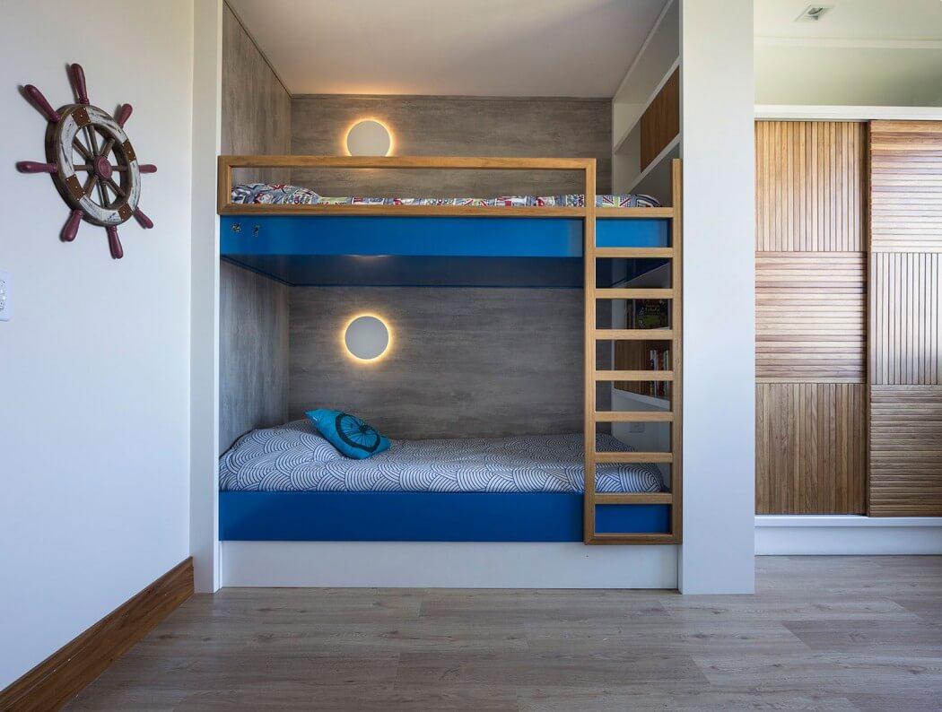 двухэтажные кровати фото