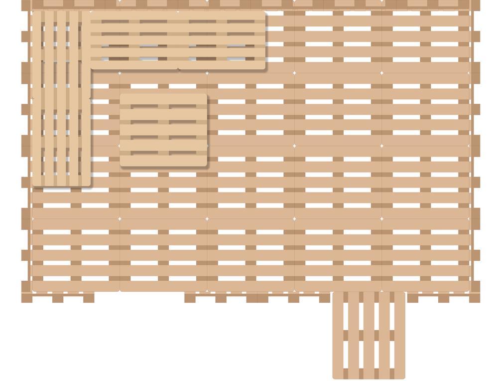 мебель из европоддонов
