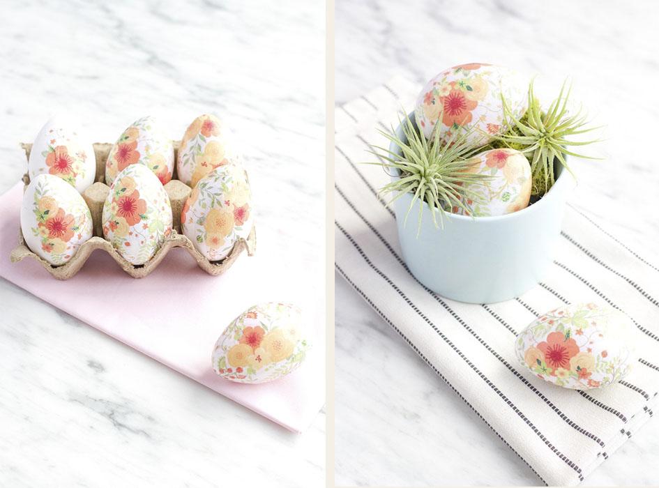 Пасхальные яйца: украшаем вместе!