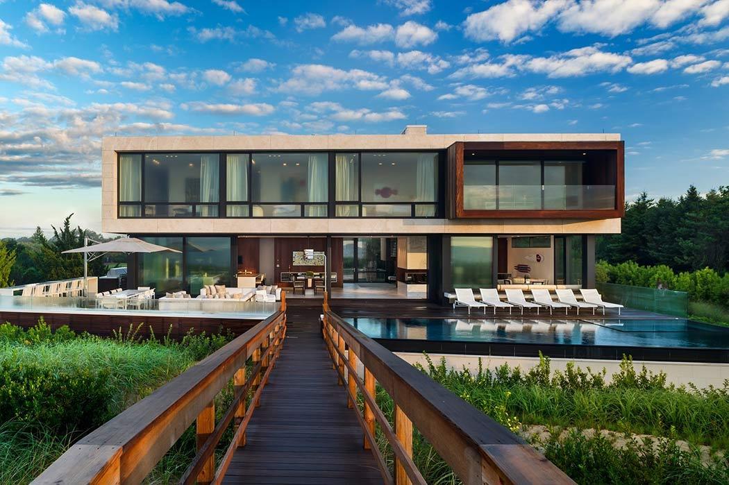 дом красивый