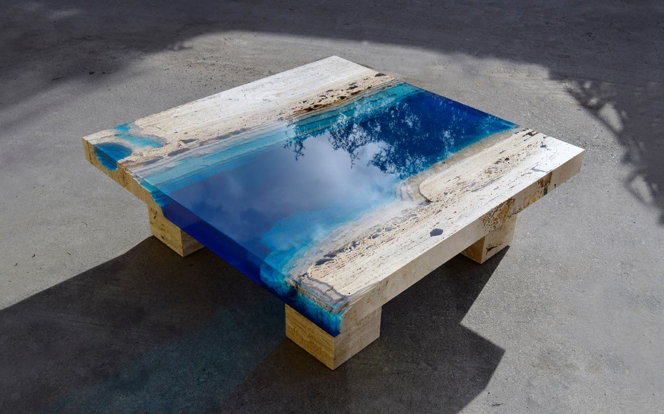 Удивительные столы от La Table