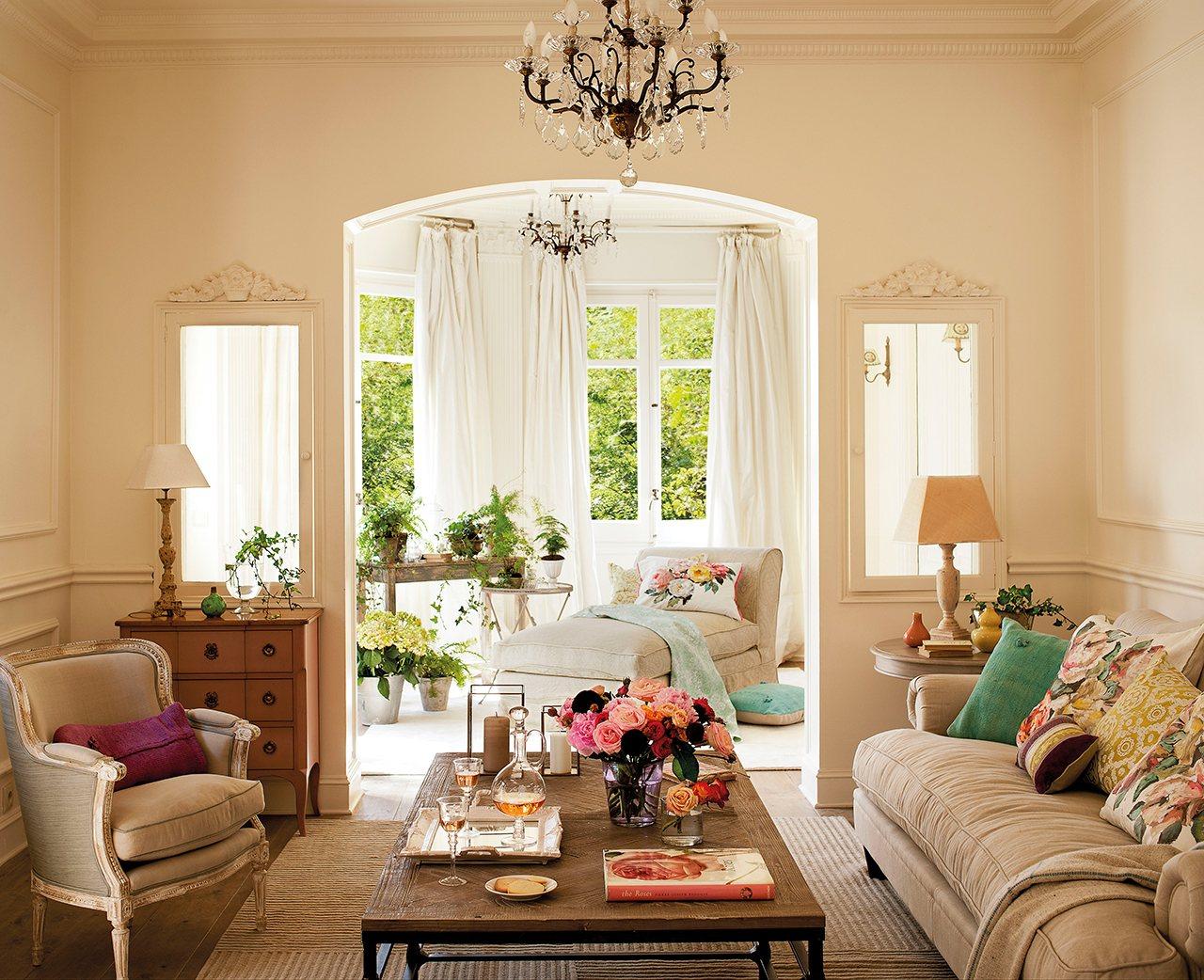 Весенний декор комнаты: 10 шагов создания