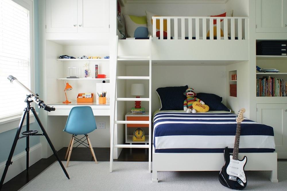 дитячі спальні для хлопчиків