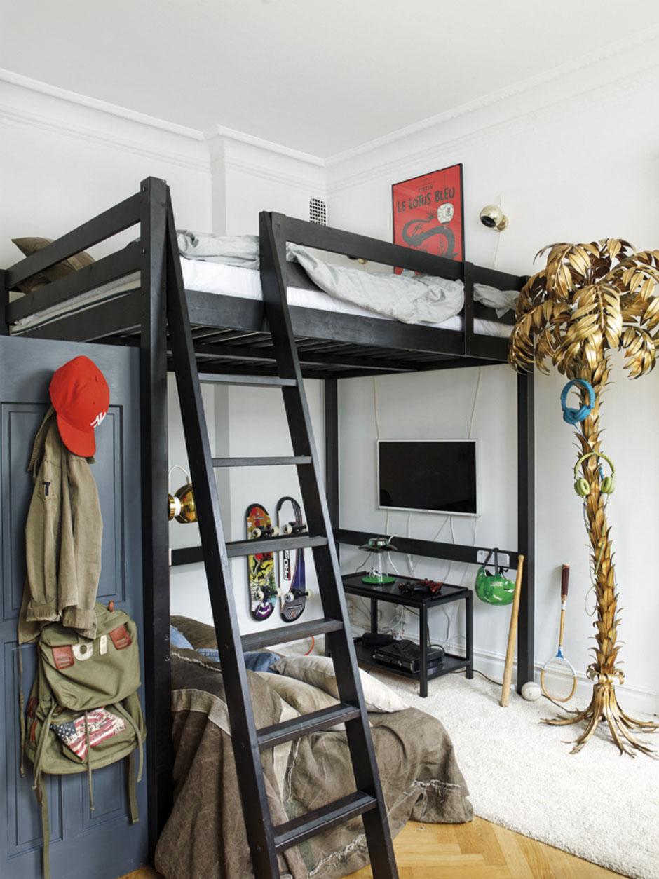 детские комнаты для мальчика