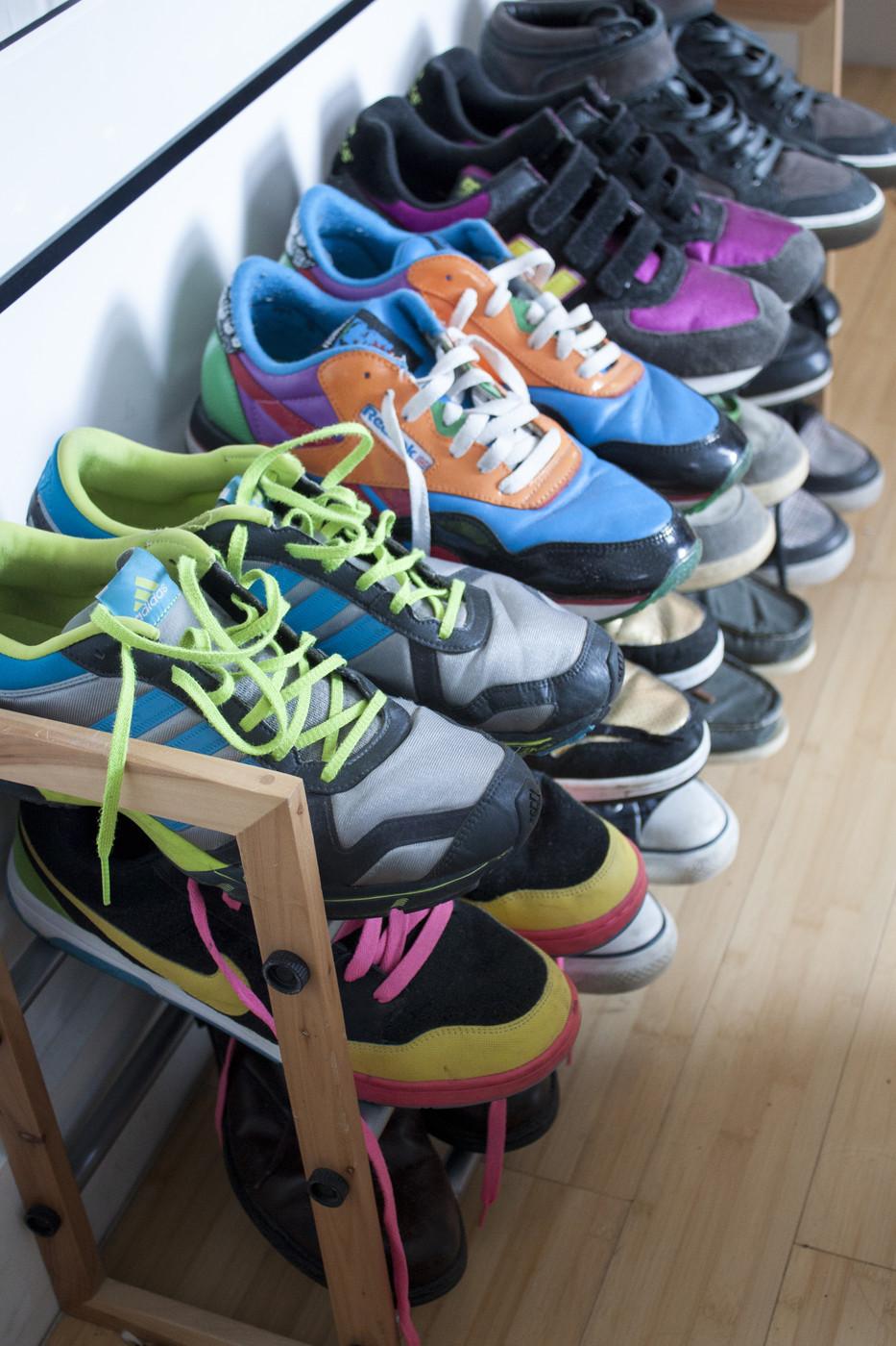 для хранения обуви