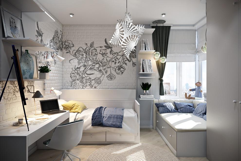 21 дизайн комнаты подростка 12 кв м фото идеи 27 фото