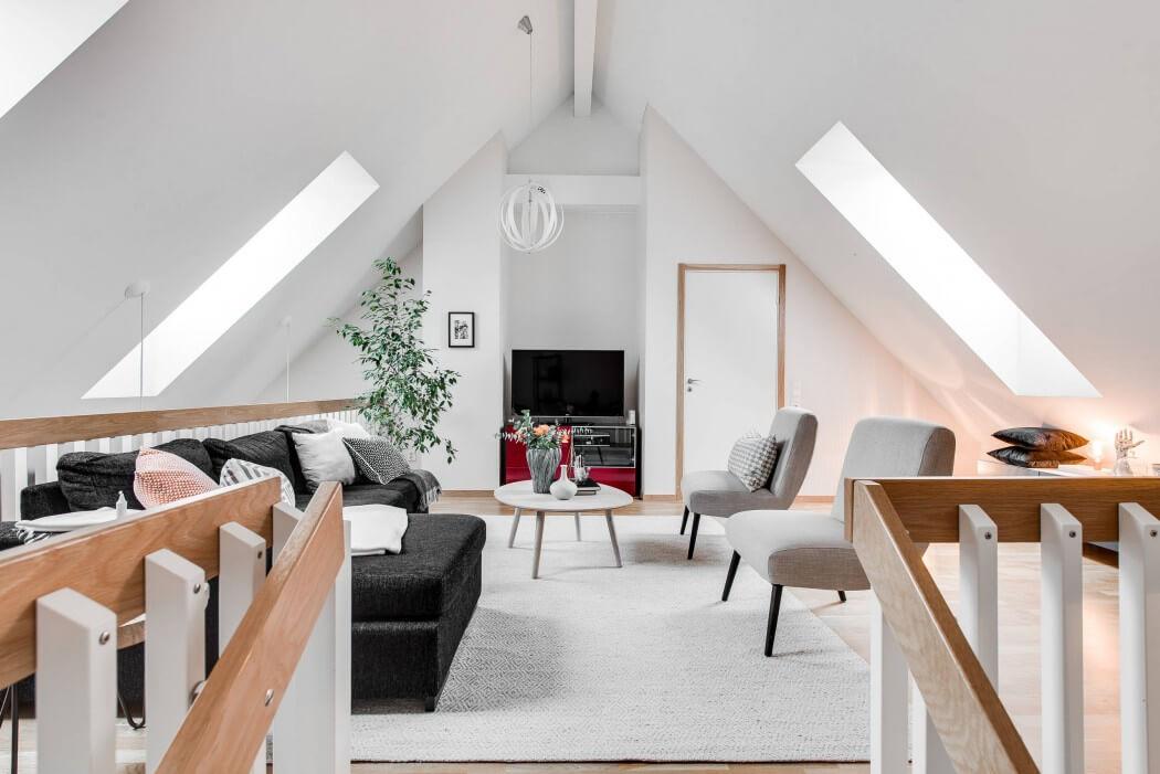 скандинавский дизайн квартир