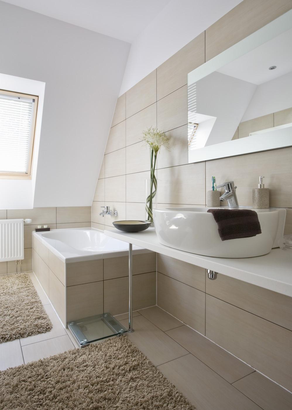 плитка в ванную фото
