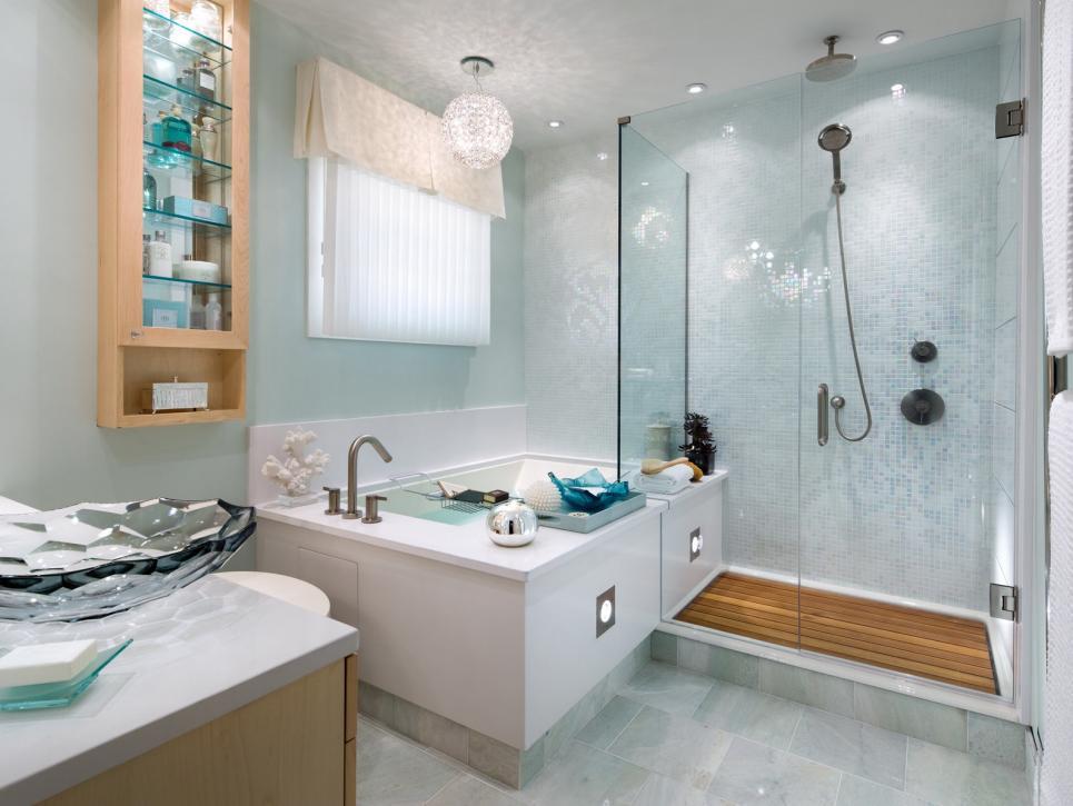 дизайн ванної кімнати фото
