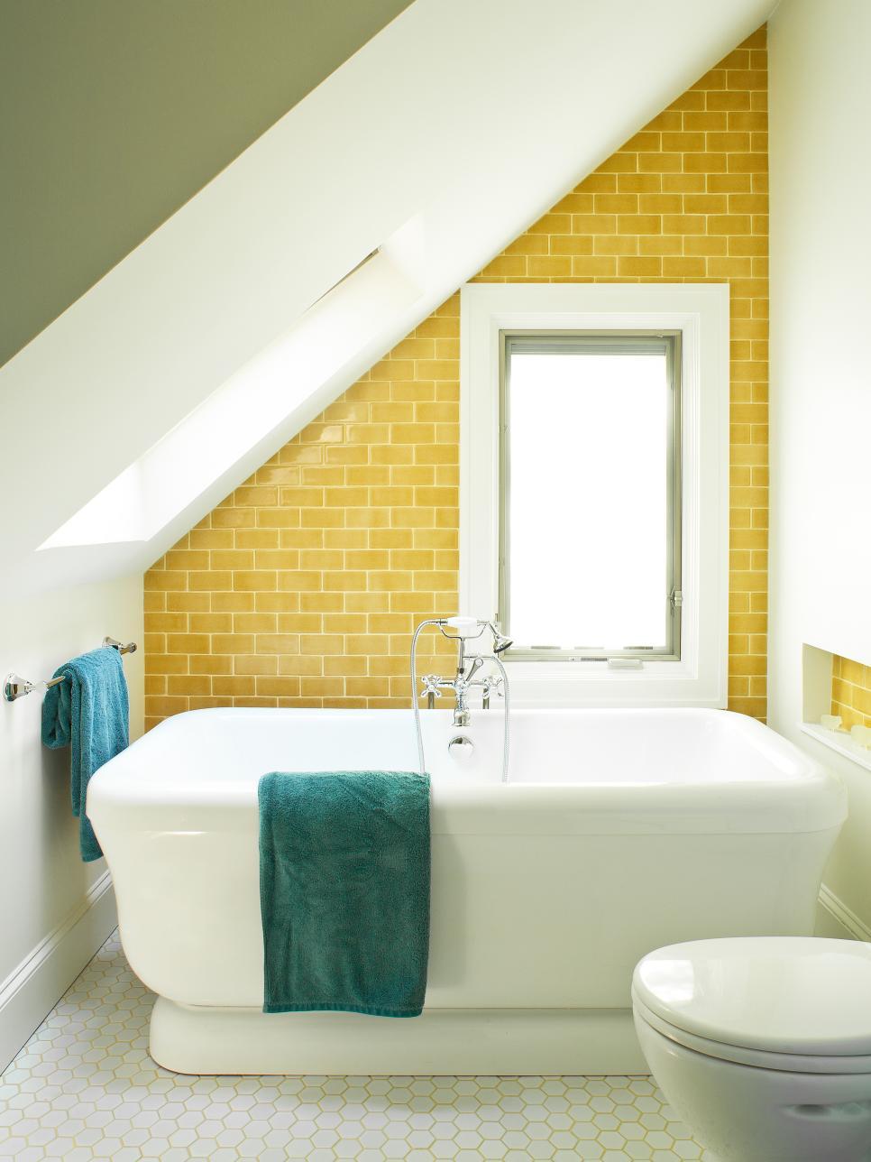 ванні кімнати плитка