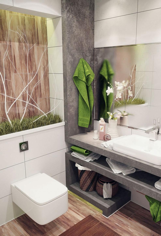 плитка для ванної кімнати фото