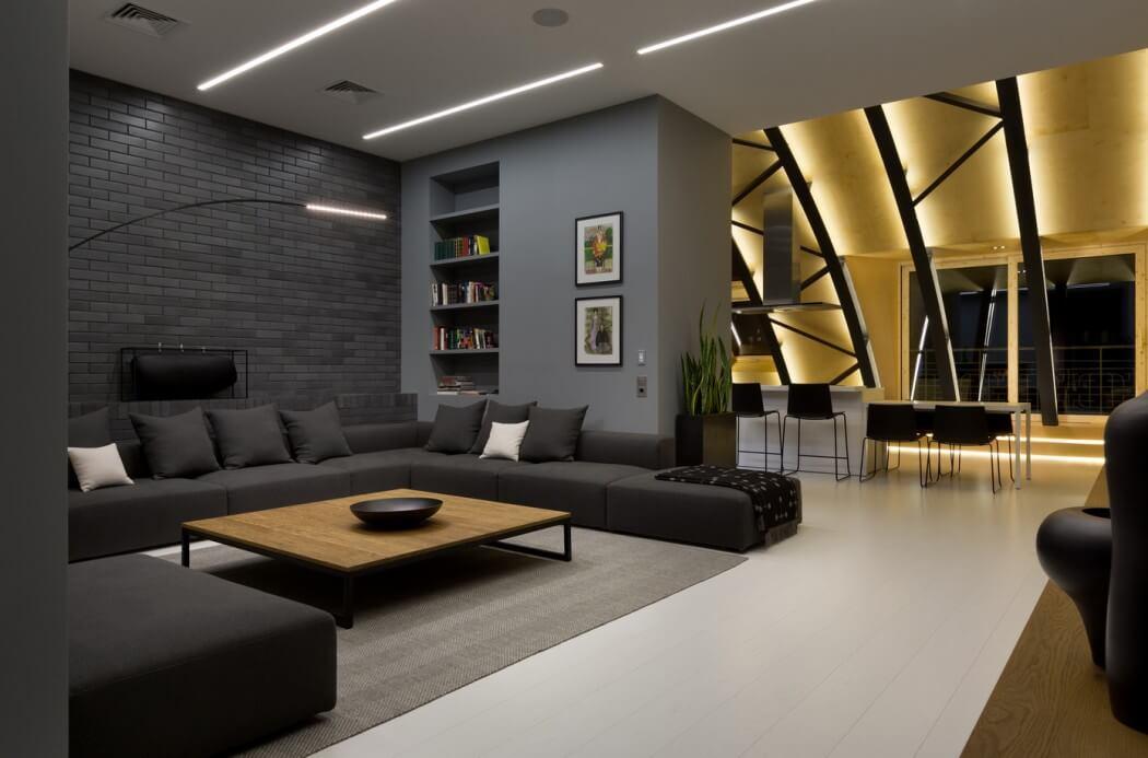 Современная квартира