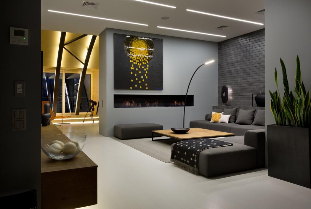 интерьеры квартир