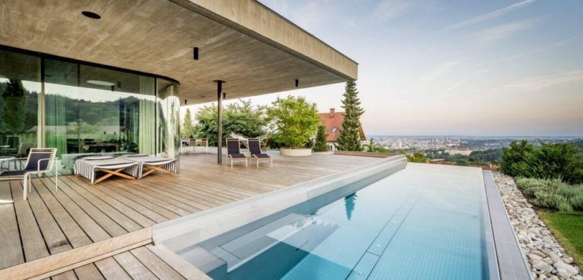 Современный дом от Caramel Architekten