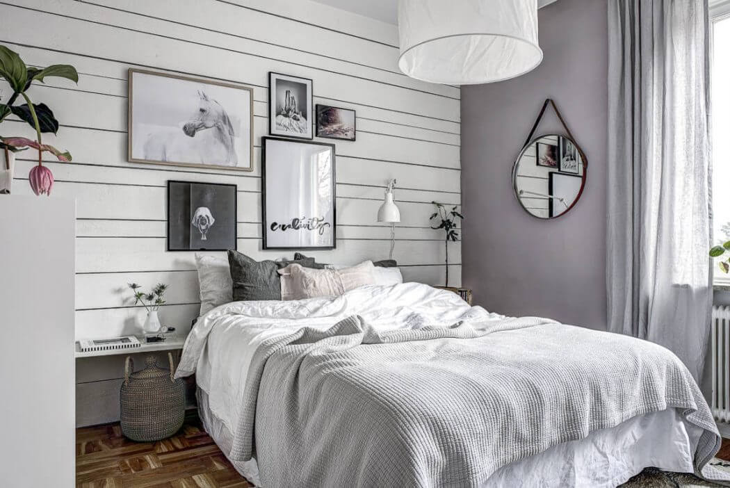 спальни интерьер
