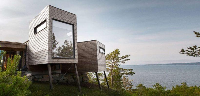 Дом в стиле минимализм от Rever and Drage Architects