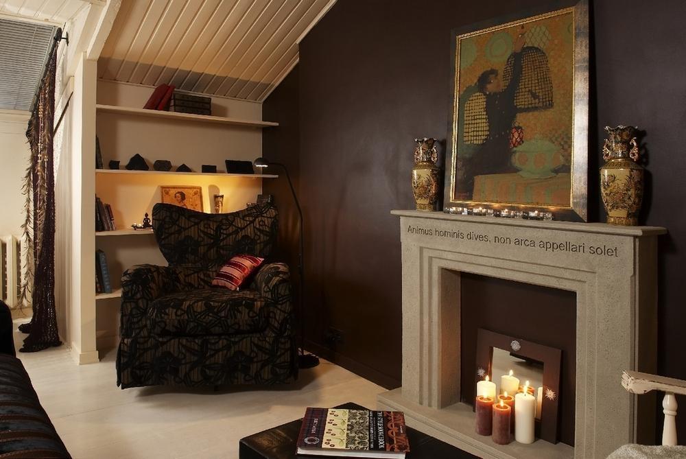 Фальшкамины в интерьере гостиной фото своими руками из гипсокартона 255