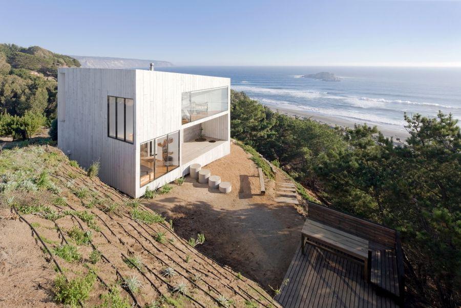 Модерновый дом