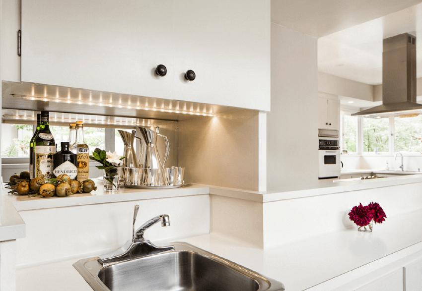 освітлення на кухні