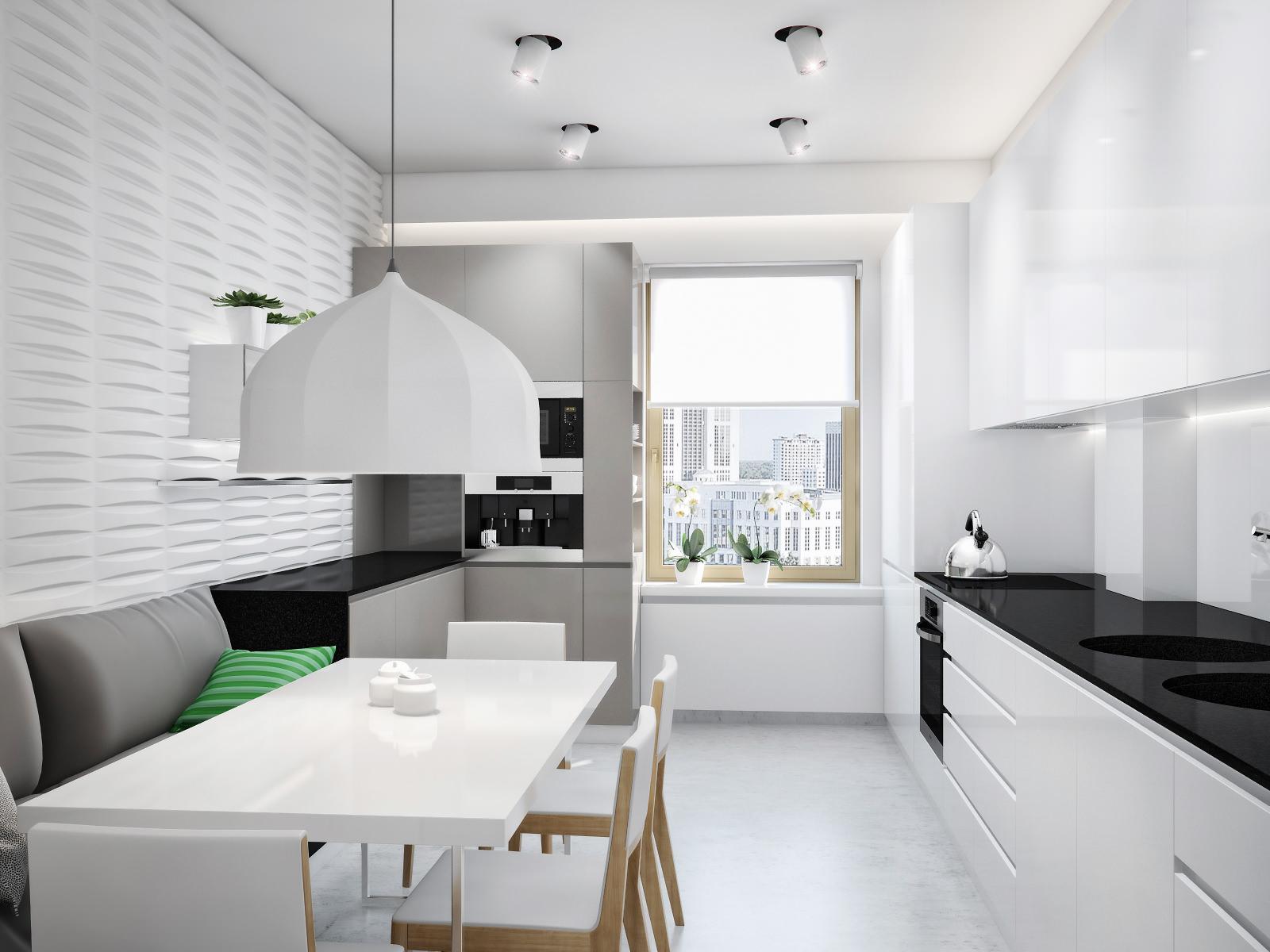 ремонт кухні дизайн