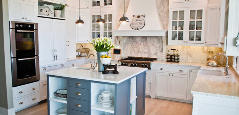 Ремонт кухни: 13 готовых решений