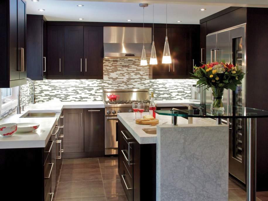 як зробити ремонт в кухні