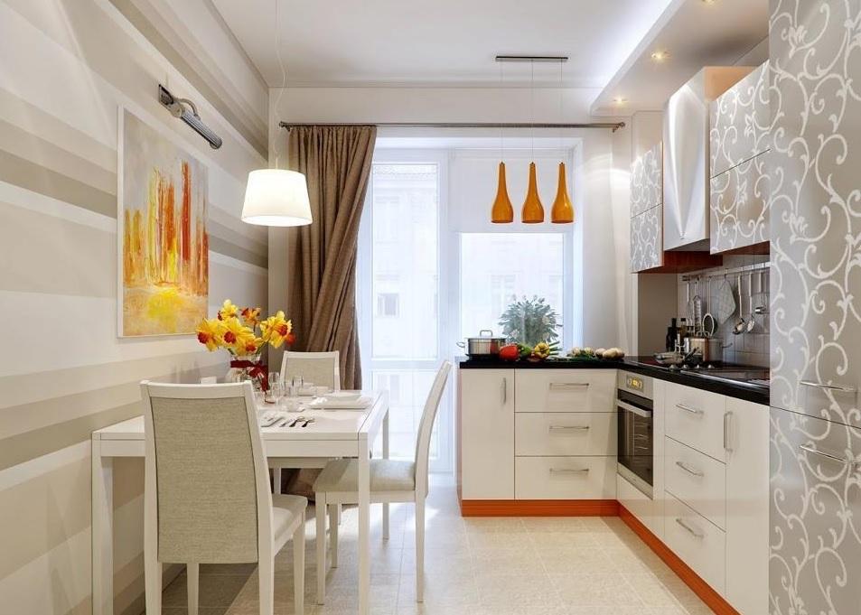 ремонт в кухні