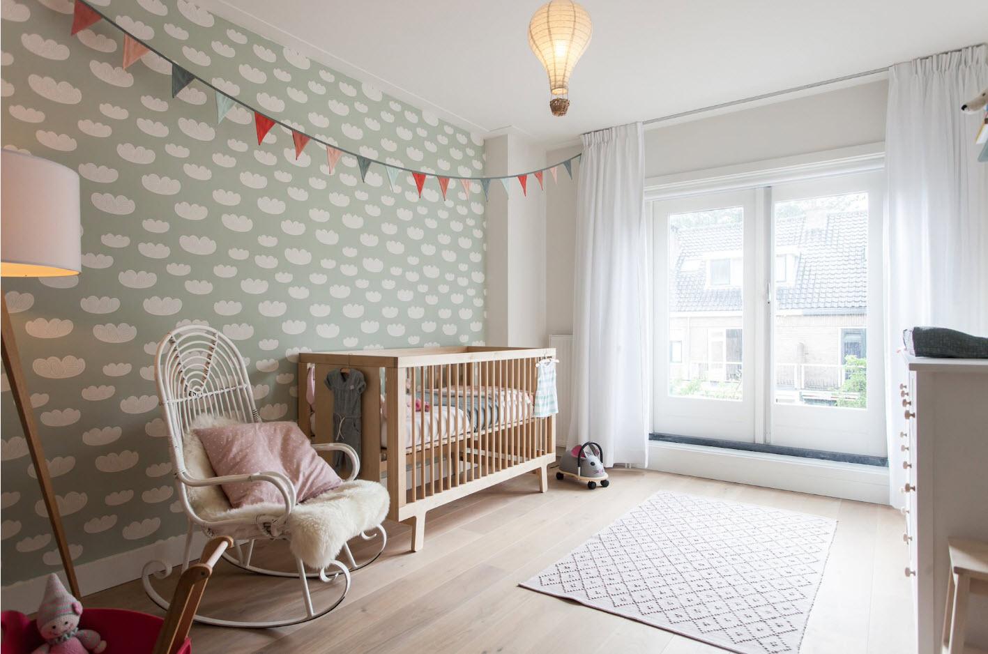 красивые шторы в детскую