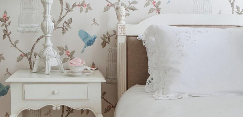 Спальня в стиле прованс: фото + идеи