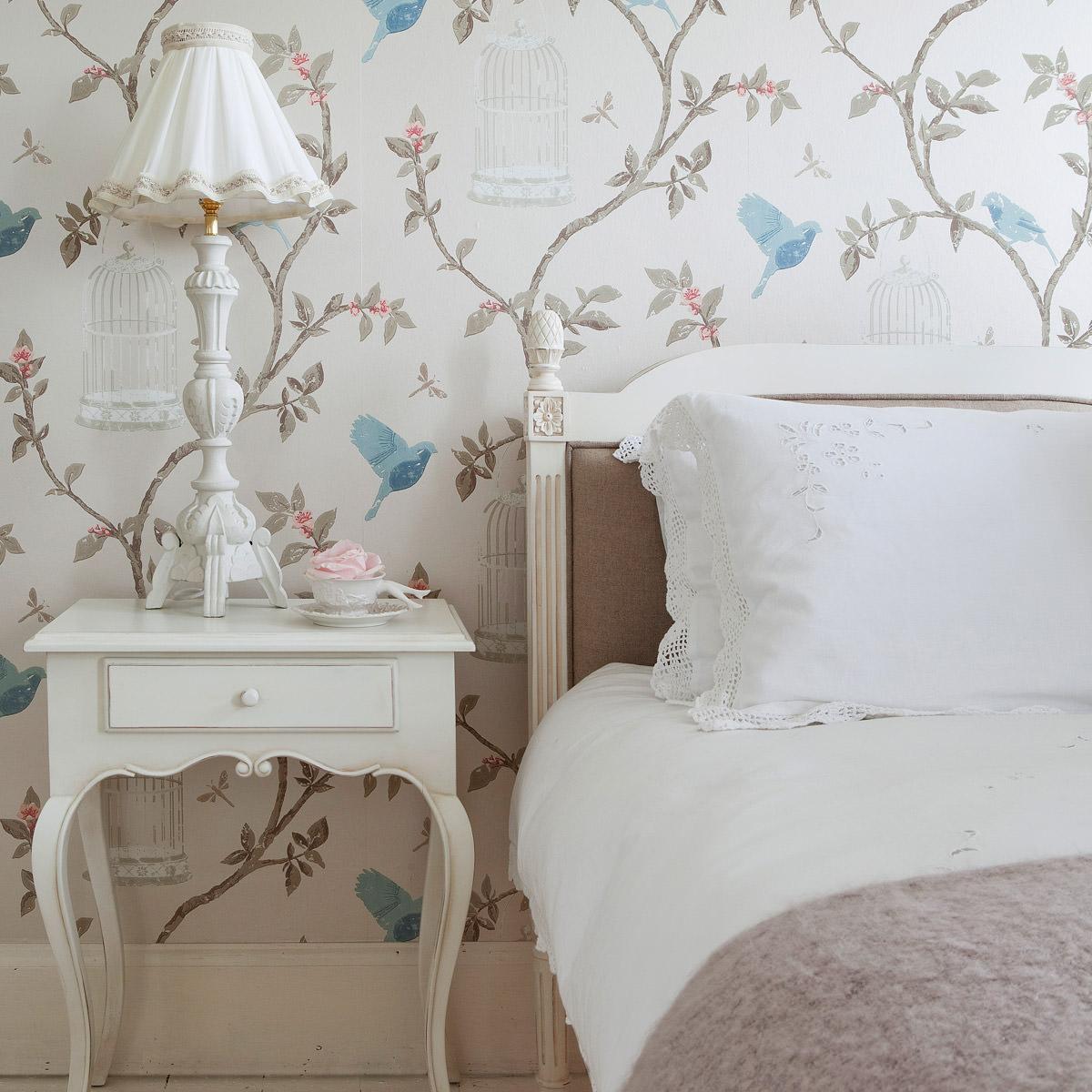 Спальня в стилі прованс: фото + ідеї