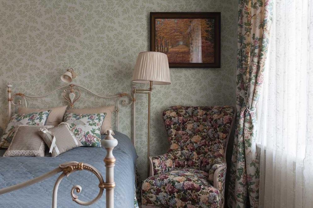 дизайн спальної кімнати