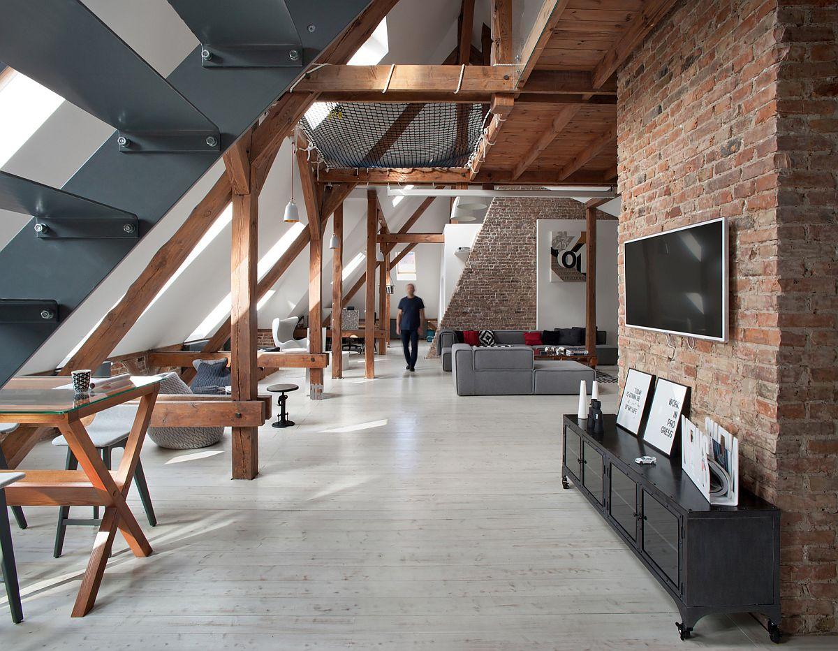 Квартира в скандинавском стиле из Познани