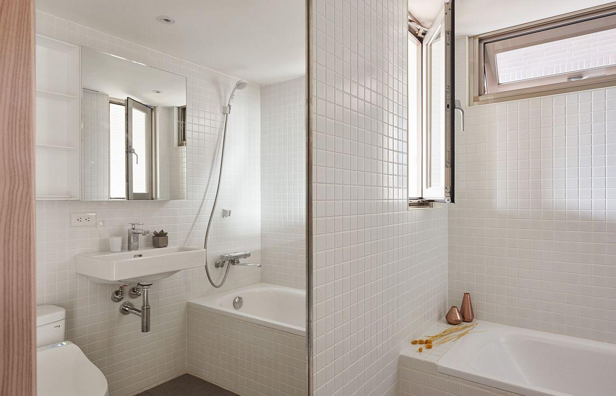 дизайн маленькой ванной комнат