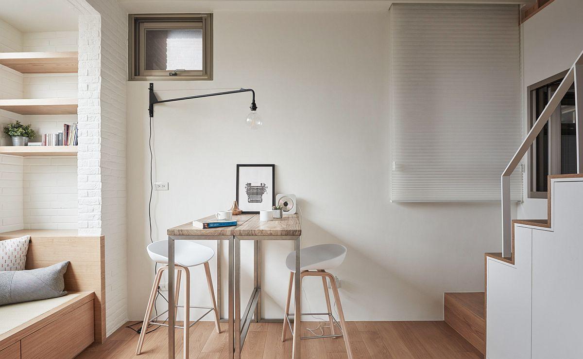 интерьер однокомнатной квартир