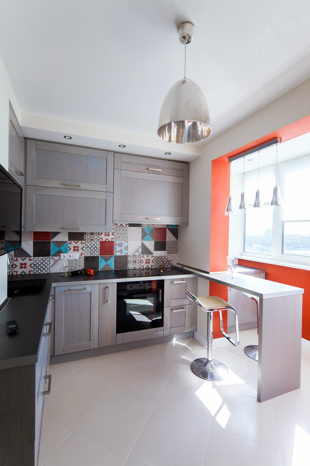 кухня дизайн