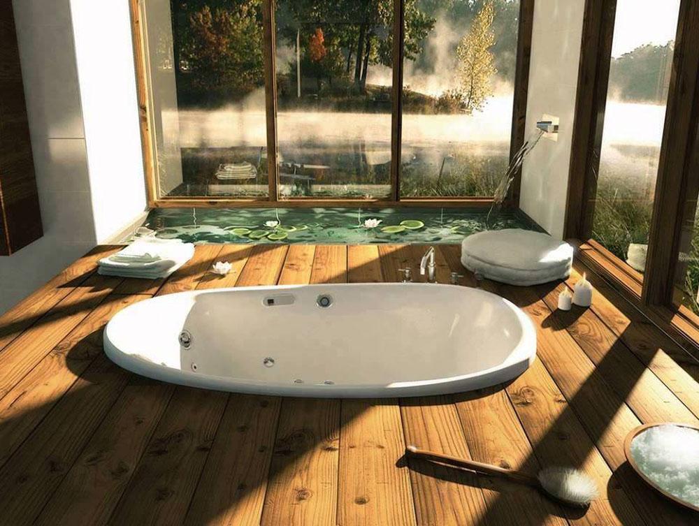 15 идей для романтической ванной