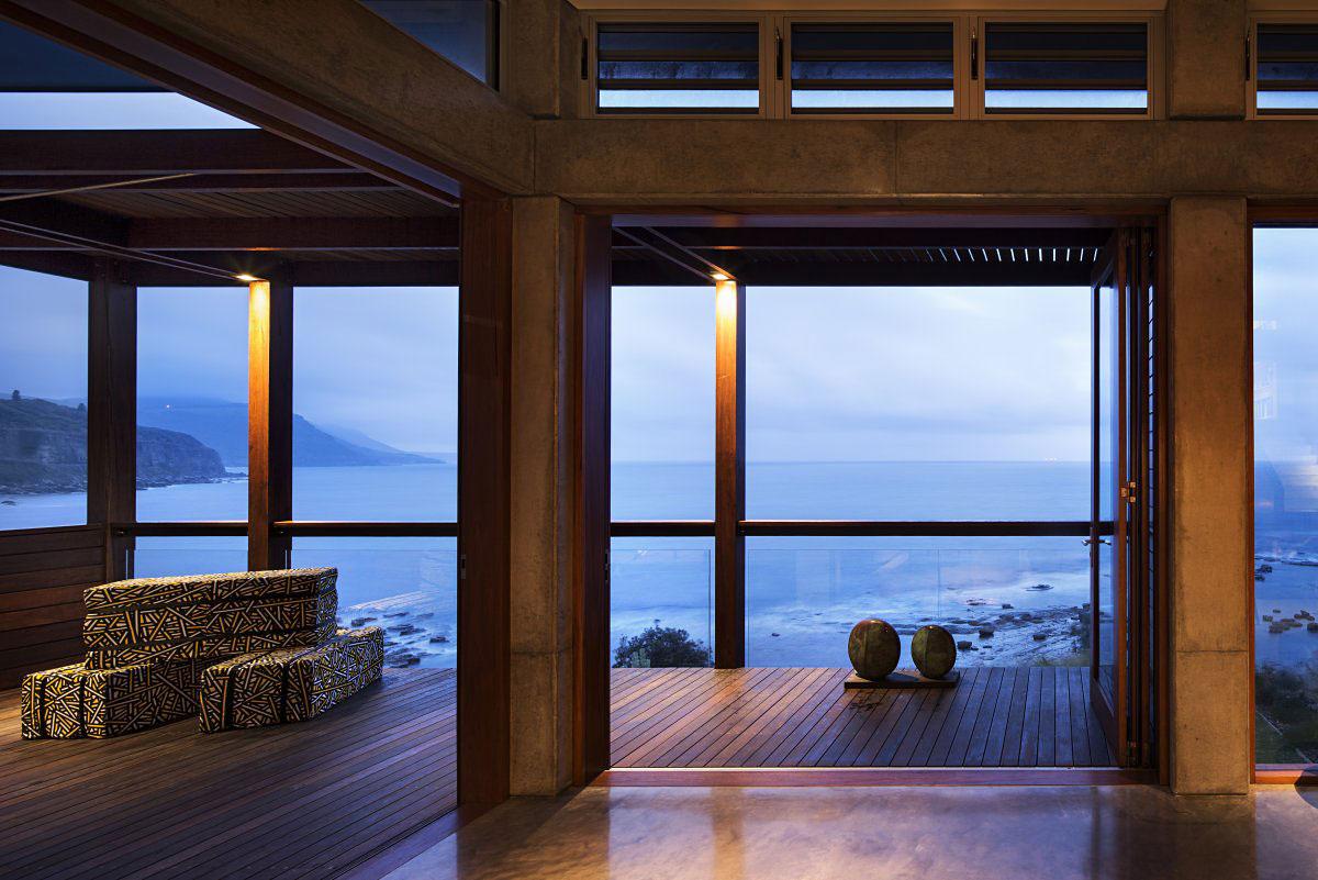 проекты домов с панорамными