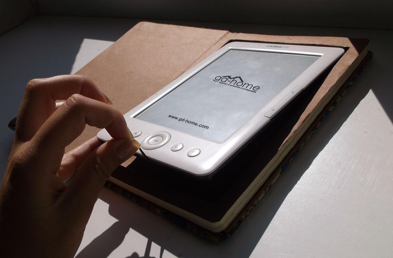 чехол для электронной книги своими руками