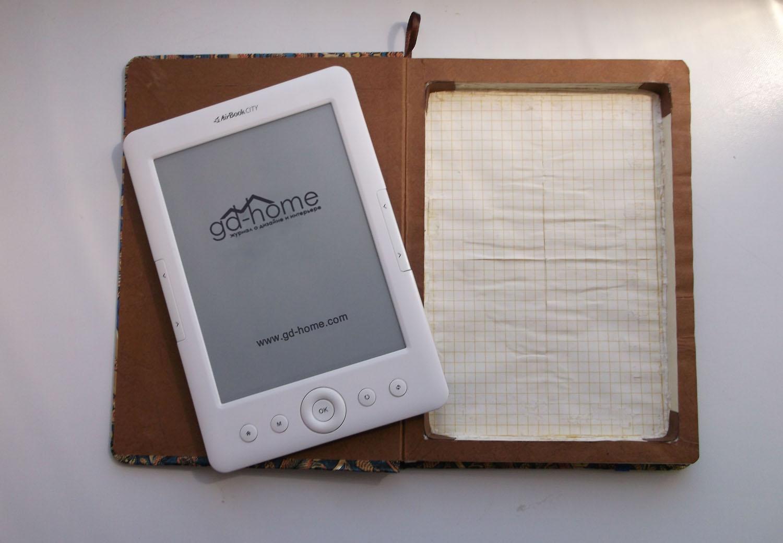 Обложка для книги своими руками для электронной книги