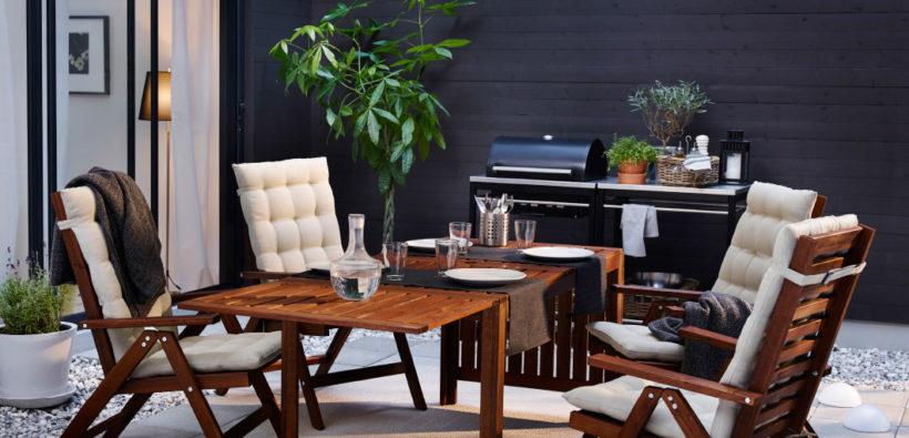 Садовая мебель: 15 фото-идей