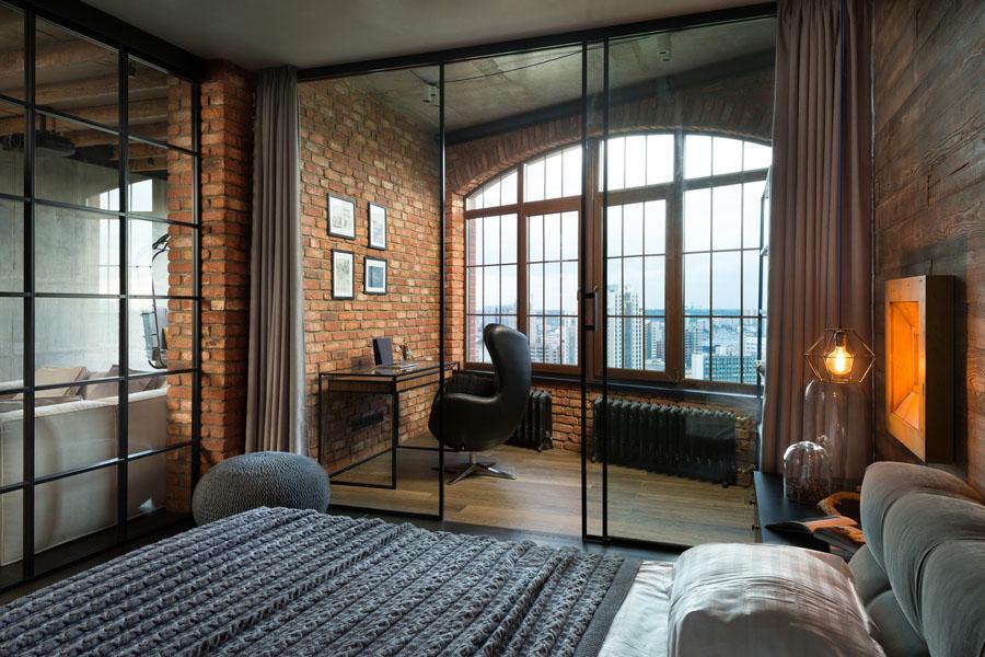 20 спален с мужским характером