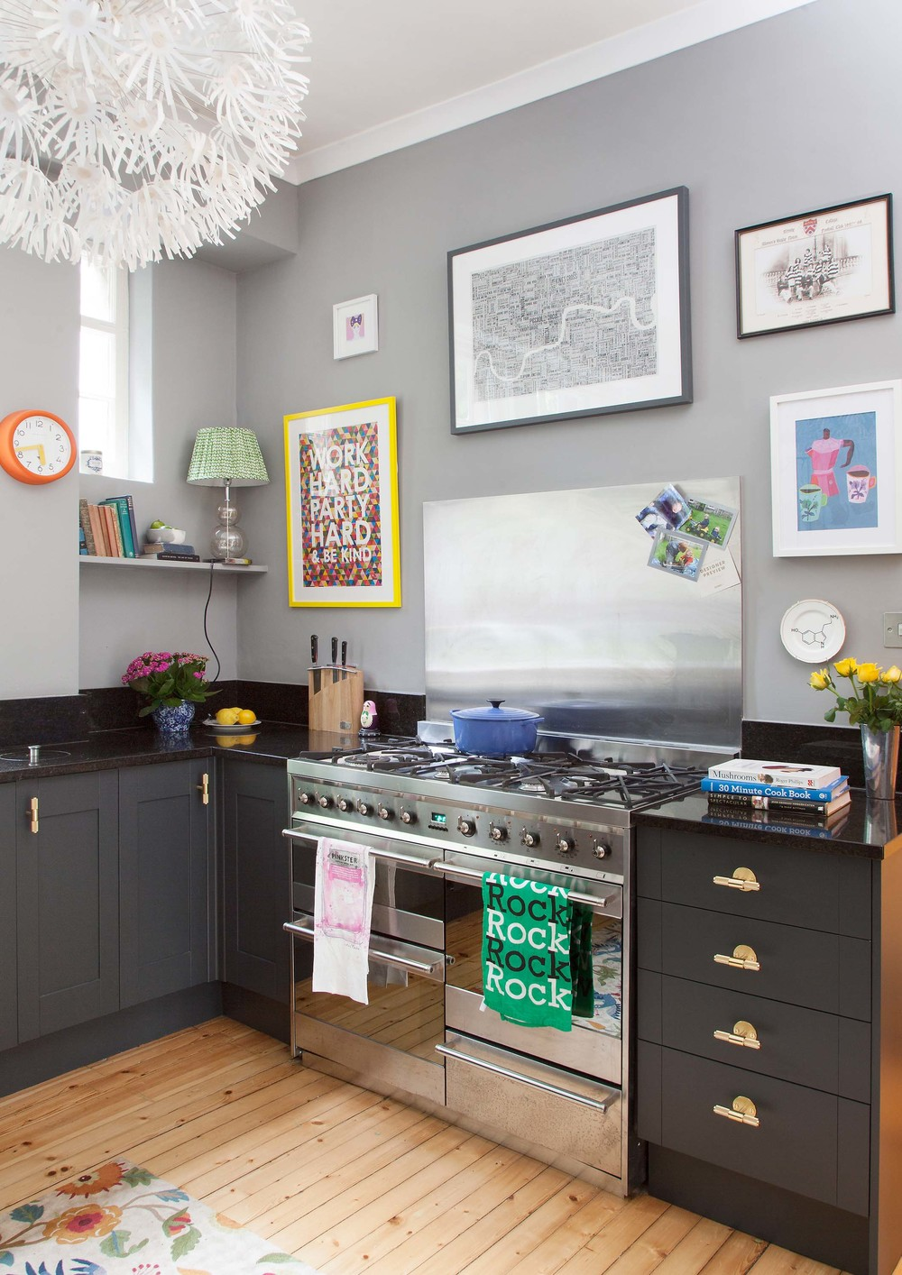 проекти кухонь
