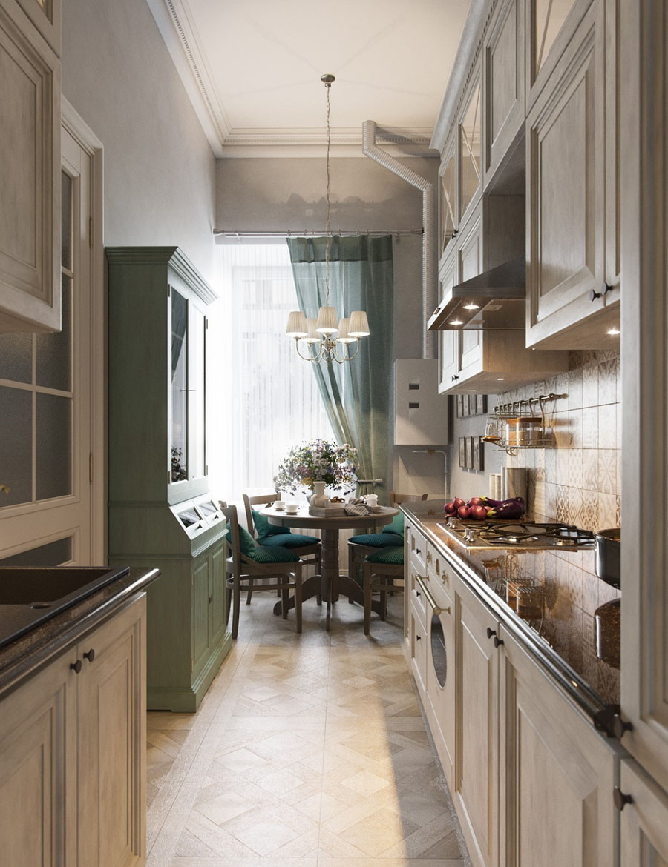 дизайн кухні своїми руками