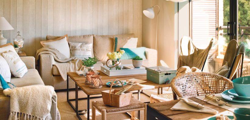 23 летних гостиных с нежным дизайном