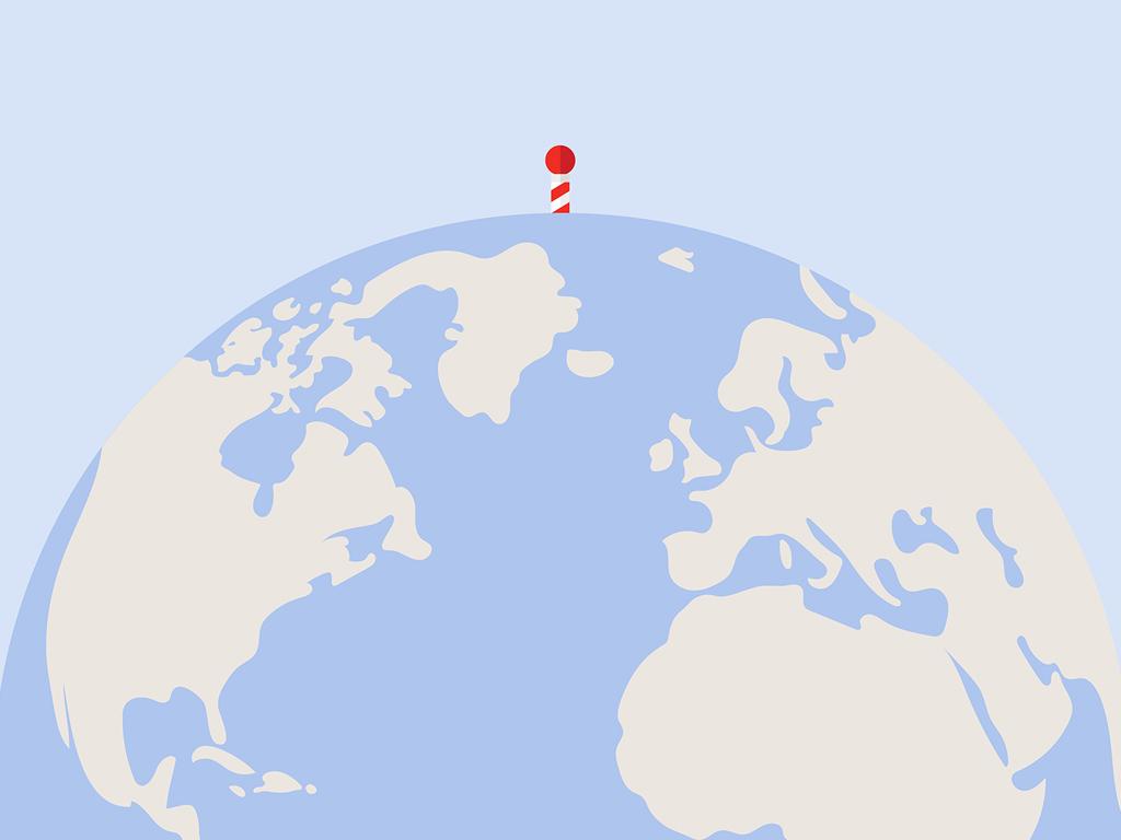 где живёт дед мороз адрес