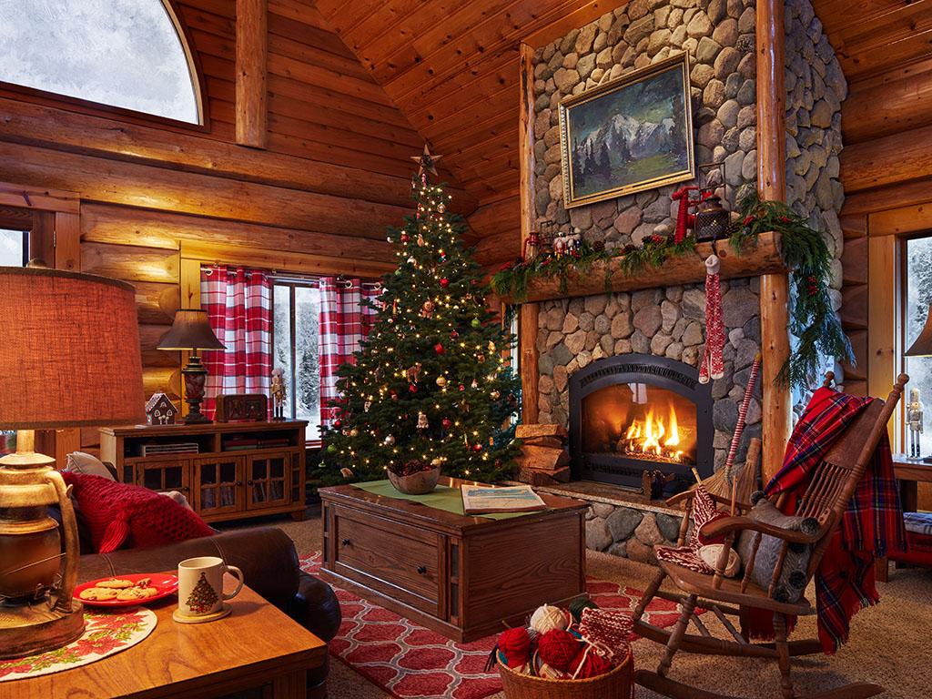 будинок Діда Мороза
