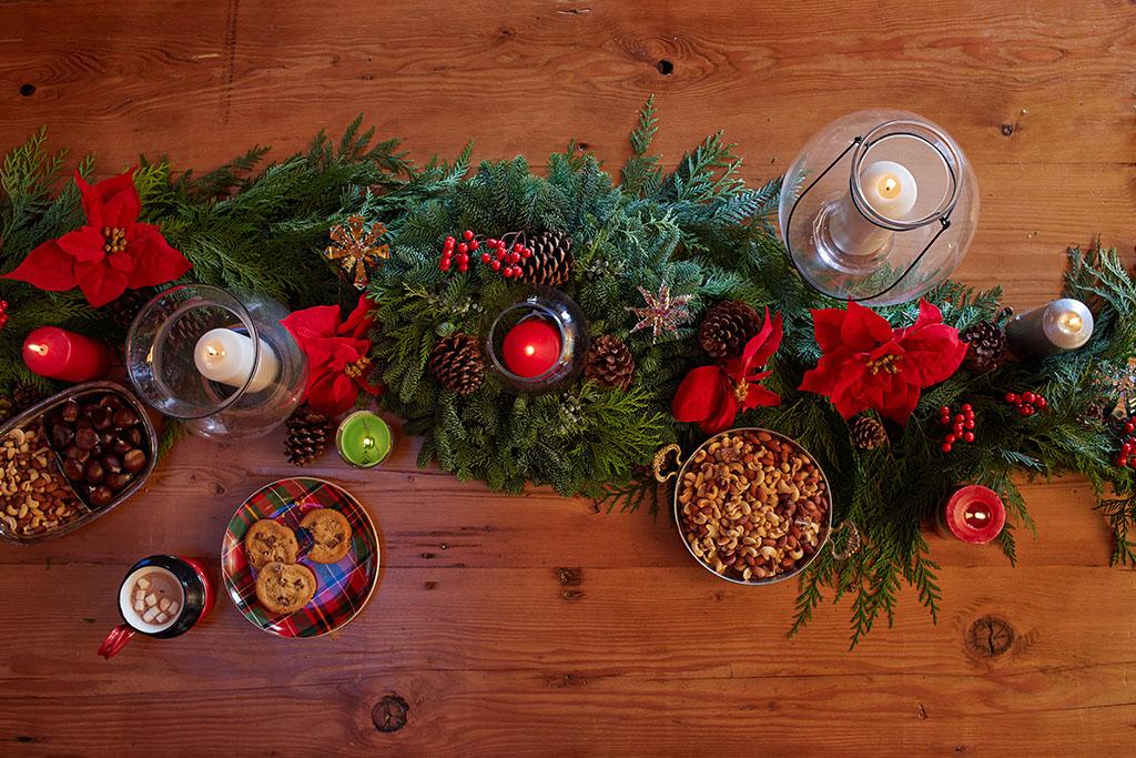 декор к рождеству