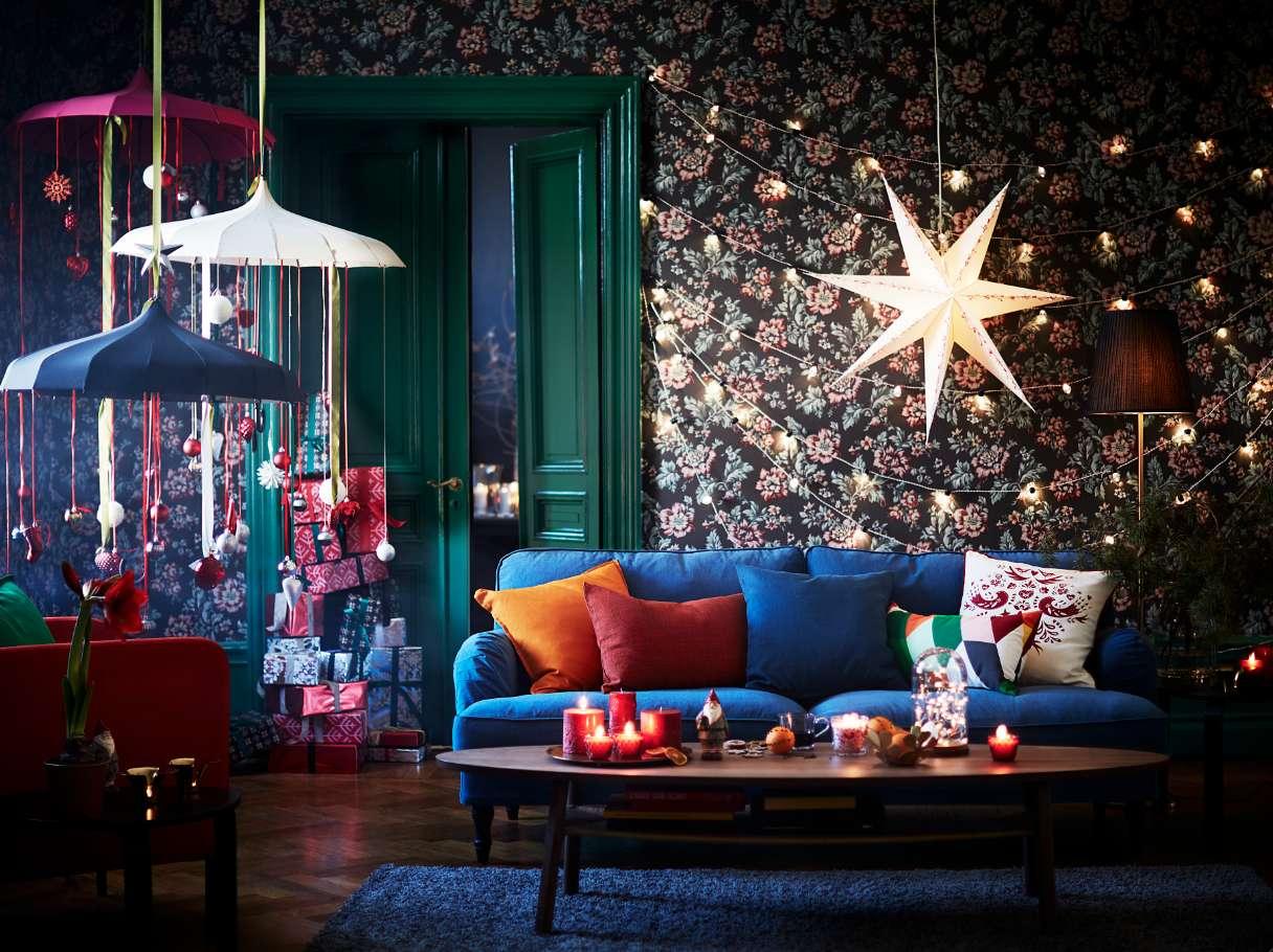 Вдохновение от IKEA: 17 красивых фото (1 часть)